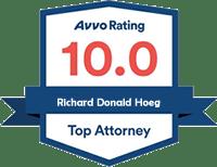 AVVO Rating 10!